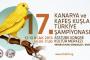 17. Kanarya ve kafes kuşları Türkiye Şampiyonası